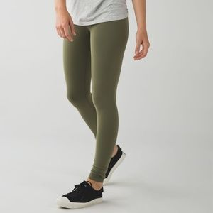 Lululemon Wunder Under Pant Full-On Luon Legging 6